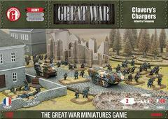 GFRAB01: Clavery's Chargers - Infantry Company