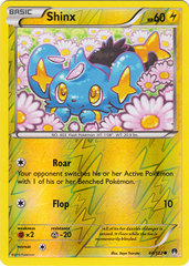 Shinx - 44/122 - Common - Reverse Holo