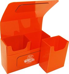 Monster Double Deck Box - Orange