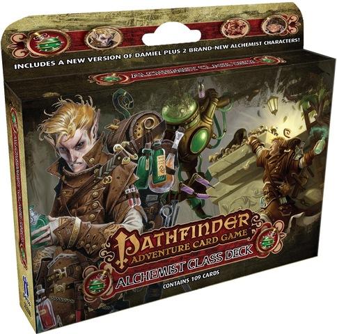 Pathfinder Adventure Card Game: Alchemist Class Deck