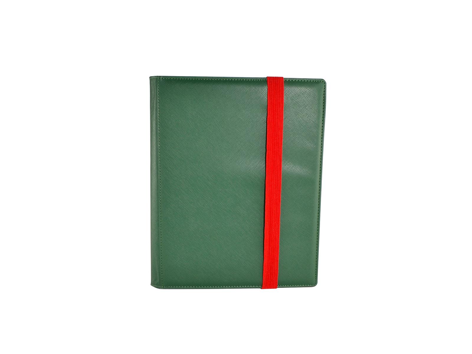 The Dex Binder 9 - Green