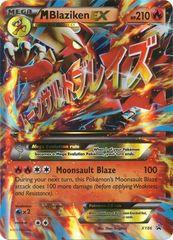 Mega Blaziken EX - XY86 - Oversized Promo