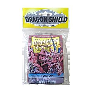 Dragon Shield Mini Card Sleeves (50 ct) - Fusion