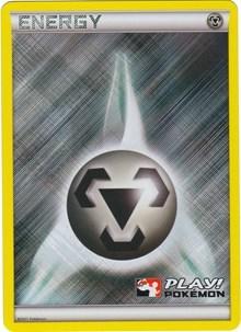 Metal Energy - 2011 Crosshatch Holo Play! Pokemon Promo