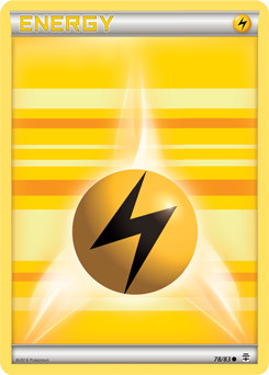 Lightning Energy - 78/83 - Common