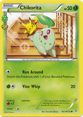 Chikorita - RC1/32 - Common on Channel Fireball
