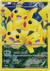 Pikachu - RC29/32 - Full Art