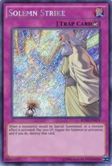 Solemn Strike - BOSH-EN079 - Secret Rare - Unlimited Edition