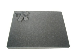 Battlefoam Pluck Foam Tray - Large - 2.5