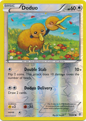 Doduo - 55/83 - Common - Reverse Holo
