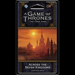 Across the Seven Kingdoms - Chapter Pack (A Game Of Thrones) - 2nd Ed