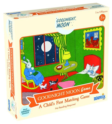 Goodnight Moon Matching Game - Board Games » Kids - Blue