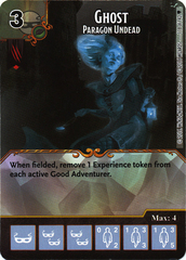 Ghost - Paragon Undead (Card Only)