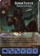 Human Fighter - Paragon Zhentarim (Card Only)
