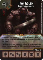 Iron Golem - Paragon Construct (Card Only)