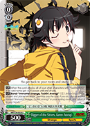 Bigger of the Sisters, Karen Araragi - NM/S24-E028 - U