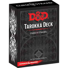 Dungeons & Dragons Curse of Strahd: Tarokka Deck