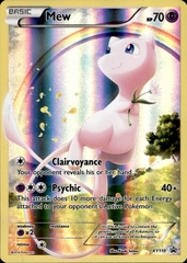 Mew - XY110 - Mythical Pokmon Collection Promo