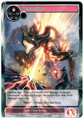 Demonflame - TMS-021 - U