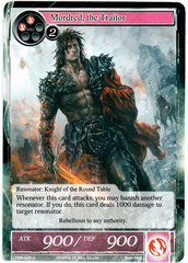 Mordred, the Traitor - TMS-028 -  U -  Foil