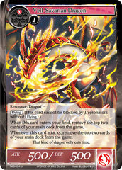 Vell-Savarian Dragon - TMS-034 - U - Foil