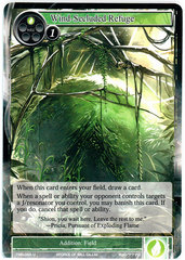 Wind-Secluded Refuge - TMS-065 - U - Foil