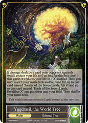 Yggdrasil, the World Tree - TMS-068 - R