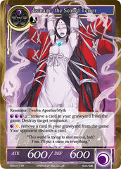 Izanami, the Sealed Terror - TMS-077 - SR - Foil
