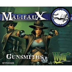 Malifaux Arcanists Gunsmiths