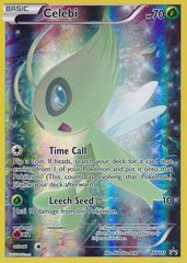 Celebi - XY111 -  Mythical Pokemon Collection Holo Promo