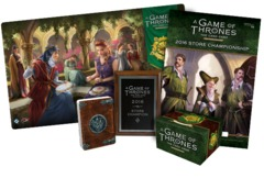 A Game of Thrones - Living Card Game: Tournament Kit 2016 Spring
