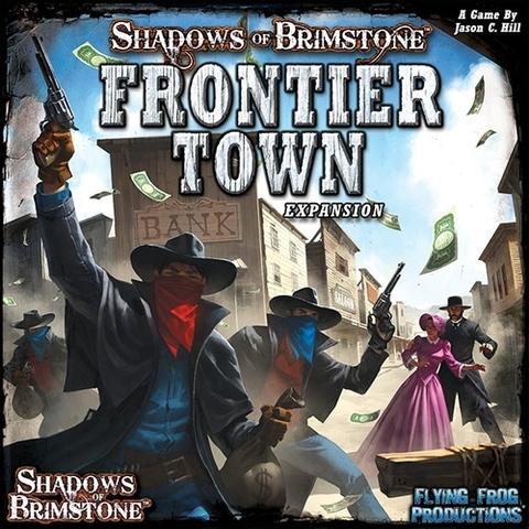 Shadows Of Brimstone: Frontier Town