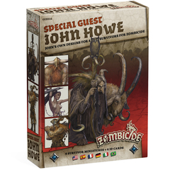 Zombicide: Special Guest Box - John Howe