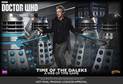 Doctor Who: Time Of The Daleks © 2017