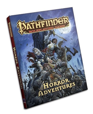 Horror Adventures (Pocket Edition)