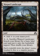 Warped Landscape - Foil