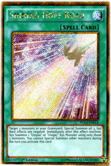 Shining Hope Road - PGL3-EN014 - Gold Secret Rare - 1st Edition
