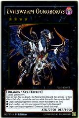 Evilswarm Ouroboros - PGL3-EN072 - Gold Rare - 1st Edition