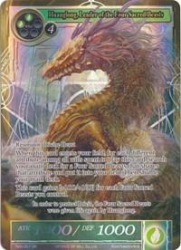 Huanglong, Leader of the Four Sacred Beasts - TMS-057 - SR - Full Art
