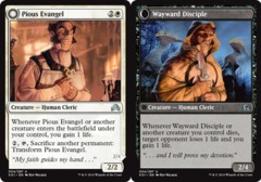 Pious Evangel // Wayward Disciple
