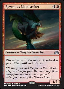 Ravenous Bloodseeker - Gift Box Promo