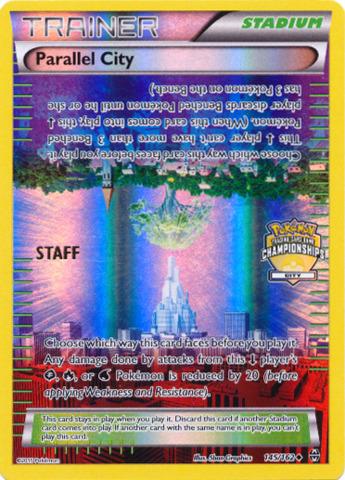 Parallel City - 145/162 - Staff Promo