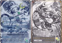 Friend from Another World, Kaguya // Kaguya, the Moonlit Savior - TMS-003 - R  // TMS-003J - UR