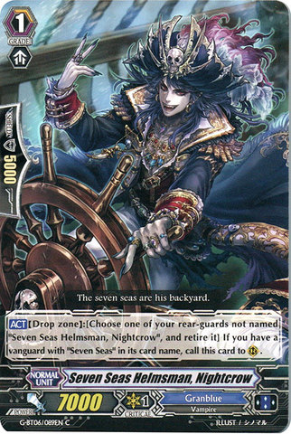 Seven Seas Helmsman, Nightcrow - G-BT06/089EN - C