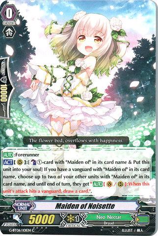 Maiden of Noisette - G-BT06/101EN - C
