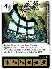 Batcave - Batman's Lair (Die & Card Combo)
