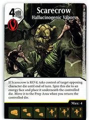 Scarecrow - Hallucinogenic Vapors (Die & Card Combo)