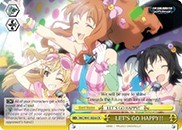 LETS GO HAPPY!! - IMC/W41-E036 - CR