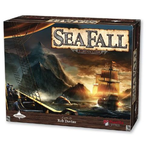 Seafall - A Legacy Game