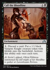 Call the Bloodline - Foil (SOI)